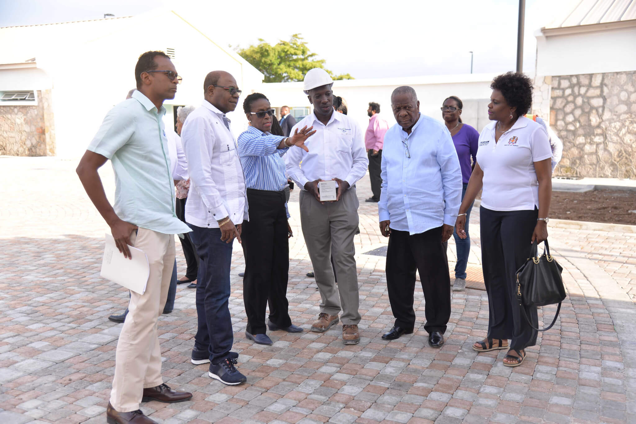 Jamaica's first Artisan Village takes shape… Next steps, theming, says Bartlett