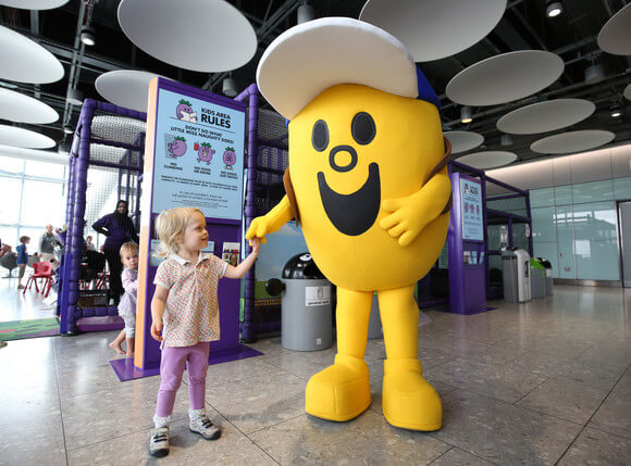 Heathrow ready to welcome families and children during half-term