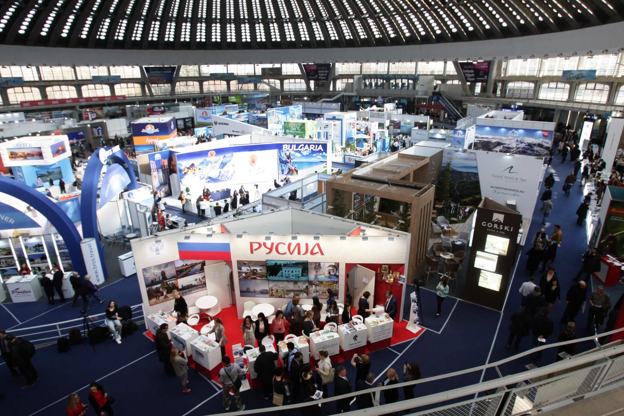 Exhibition in Belgrade will present the tourist potential of Russian regions