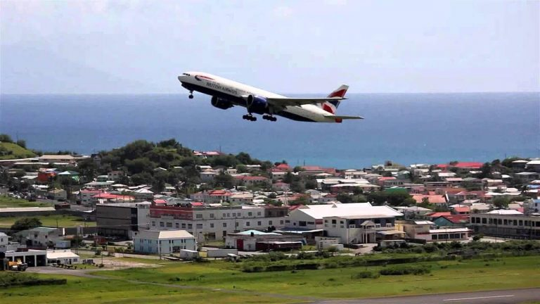 British Airways adds new flights from London to Saint Lucia