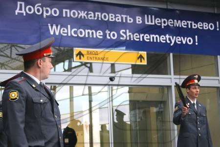 Passenger with bagful of bullets arrested in Moscow Sheremetyevo Airport