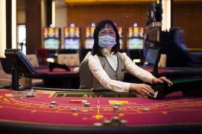 Macau re-opens casinos after halting operations over coronavirus scare