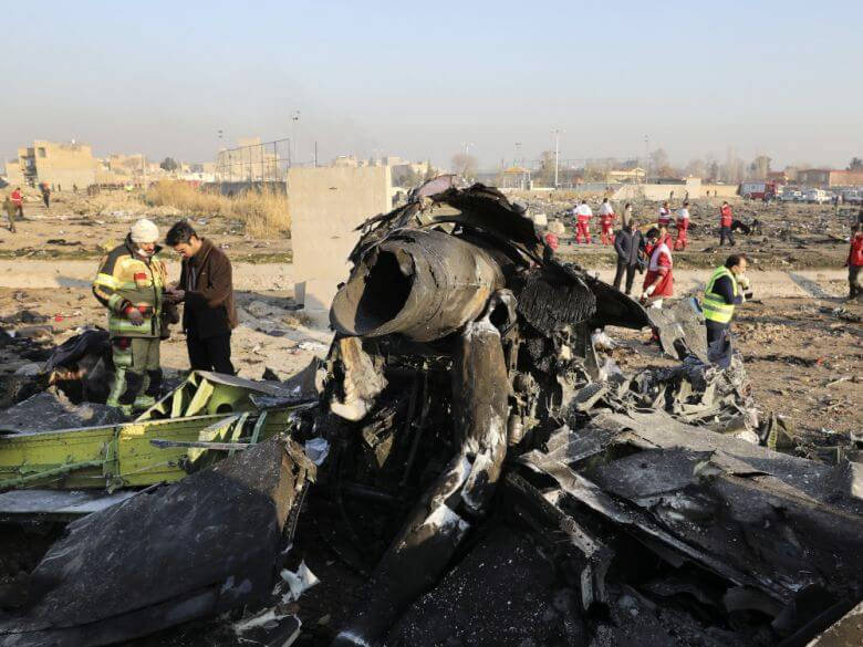 Ukraine International Airlines launches memorial to victims of Iran attack