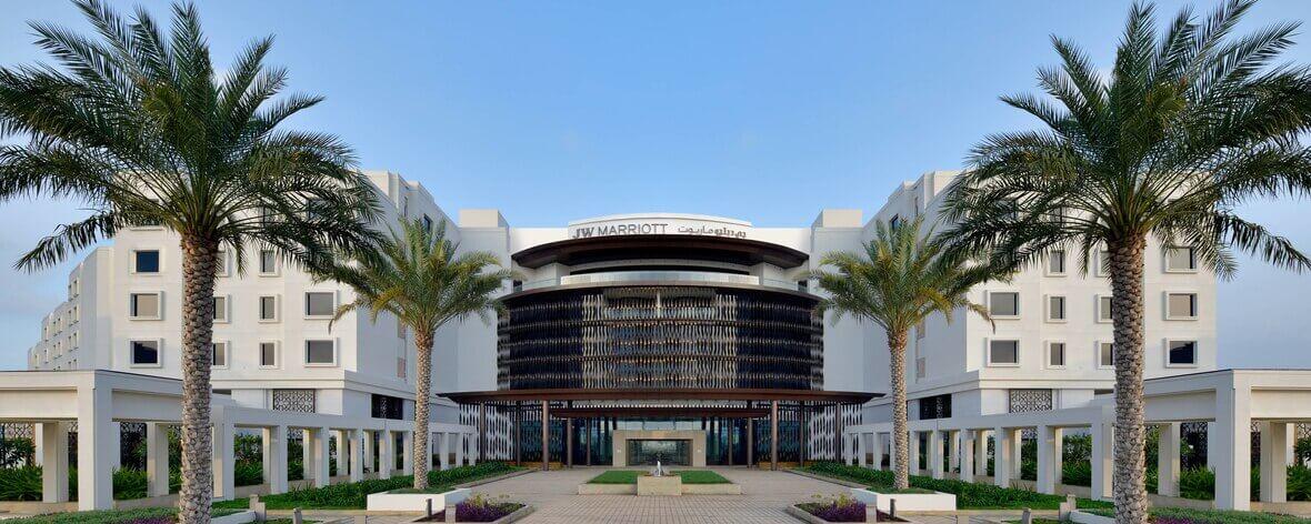JW Marriott debuts in Oman's historic capital