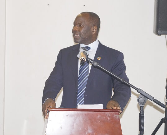 African Tourism Board Chairman addresses tourism gathering in Tanzania