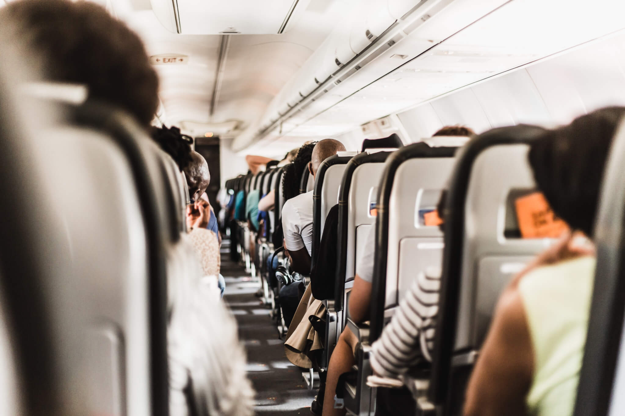 How to survive a low cost flight in comfort