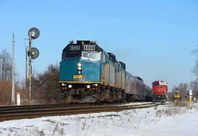 VIA Rail to resume partial service between Québec City and Ottawa