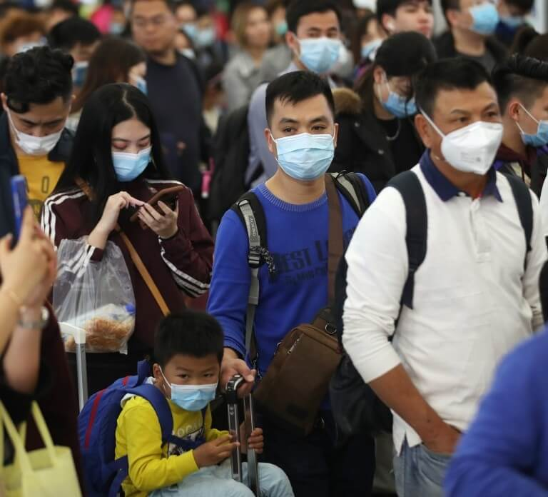 Russia Bans Entry of Chinese Nationals Over Coronavirus Fears