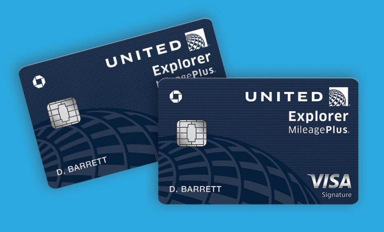 United, Chase and Visa announce extension of United MileagePlus credit card program