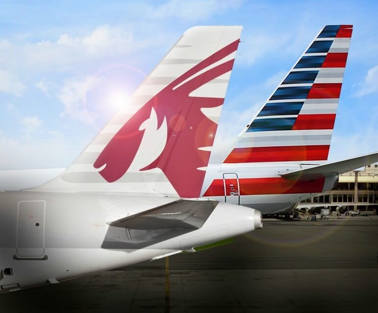 Qatar Airways and American Airlines sign codeshare agreement