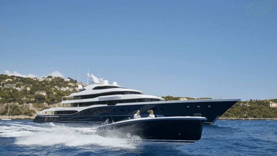 How Is A Customer Superyacht Built? We Take A Closer Look