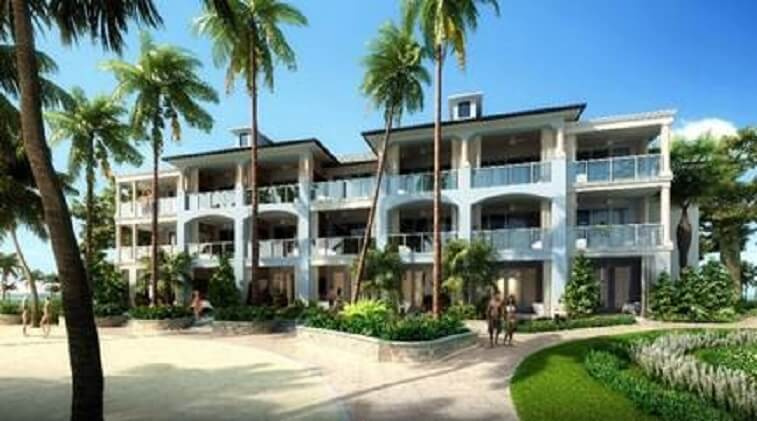 Sandals Royal Caribbean Introduces Newly-constructed Sandringham Building