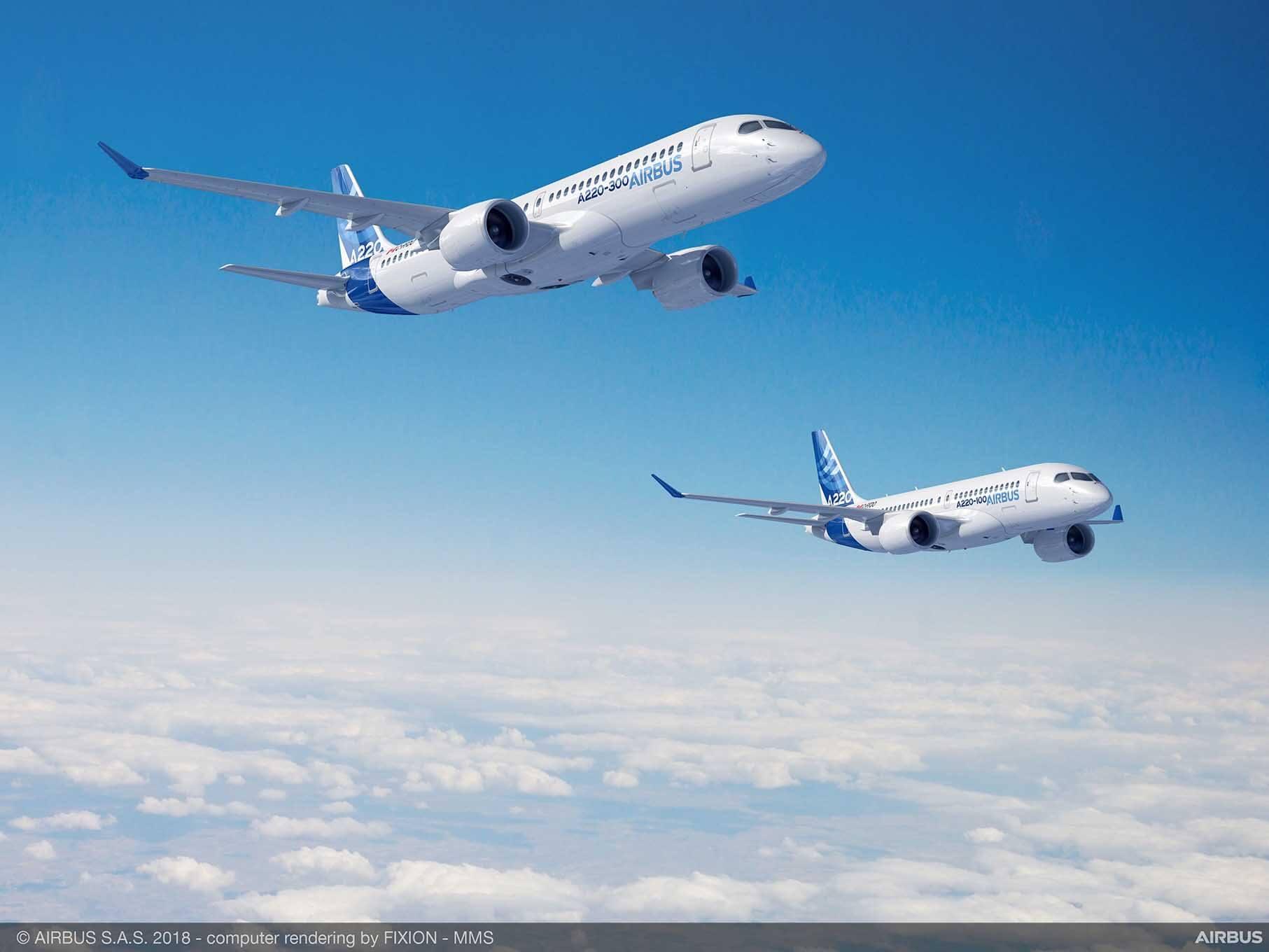 Quebec owner of Airbus 220