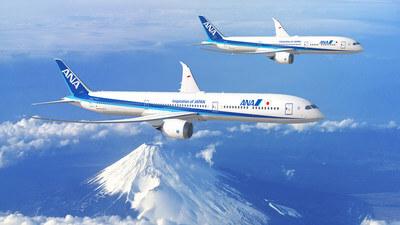 ANA: 20 new Boeing 787 Dreamliner Jets