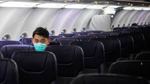 Coronavirus on Planes: Only one U.S. Airline gets it – halfway