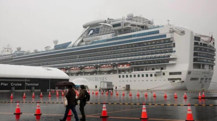 Coronavirus Hot Spots: On Cruise Ships and Airplanes