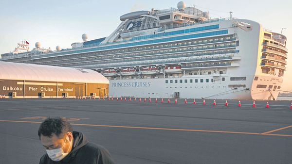Hawaii passengers on Diamond Princess cruise free of coronavirus