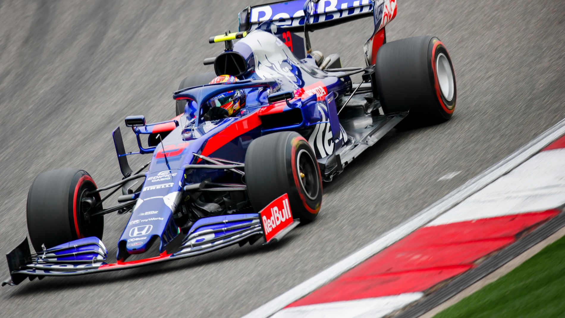 Formula 1 in China canceled