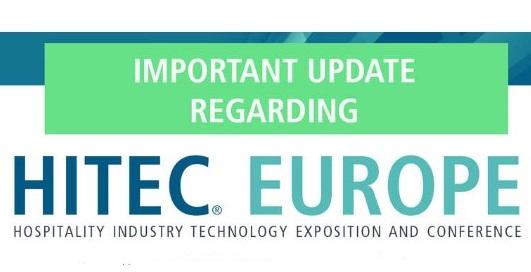 Another event postponed due to coronavirus: HITEC Europe 2020