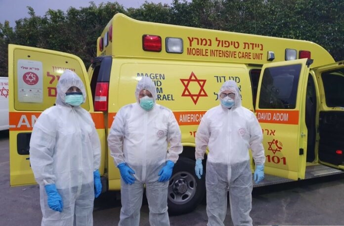 Israel taking steps to minimize global spread of Coronavirus COVID-19