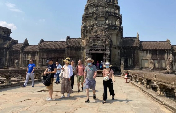 Siem Reap welcomes Chinese Tourists with open arms