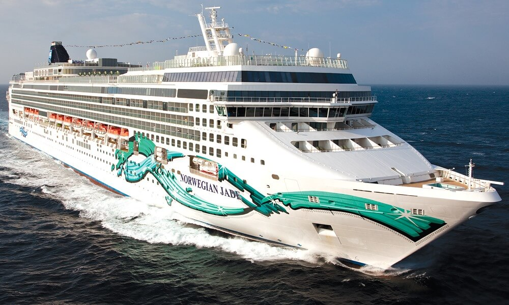 Norwegian Cruise Line on their way out?