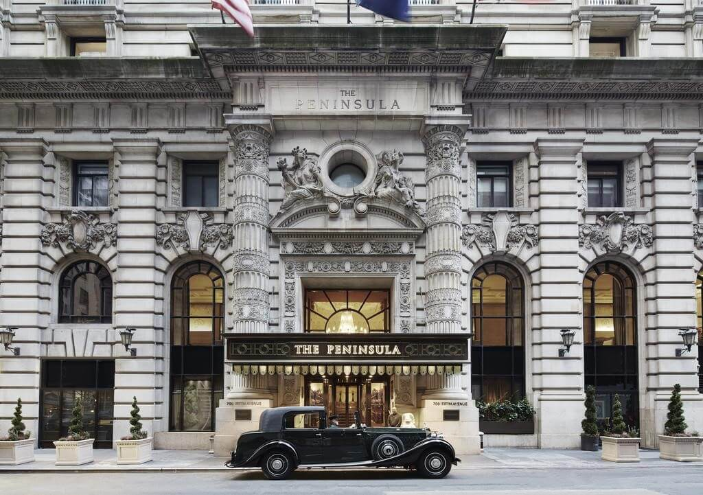 Peninsula Hotel New York: Recalling the golden age of luxury hotels