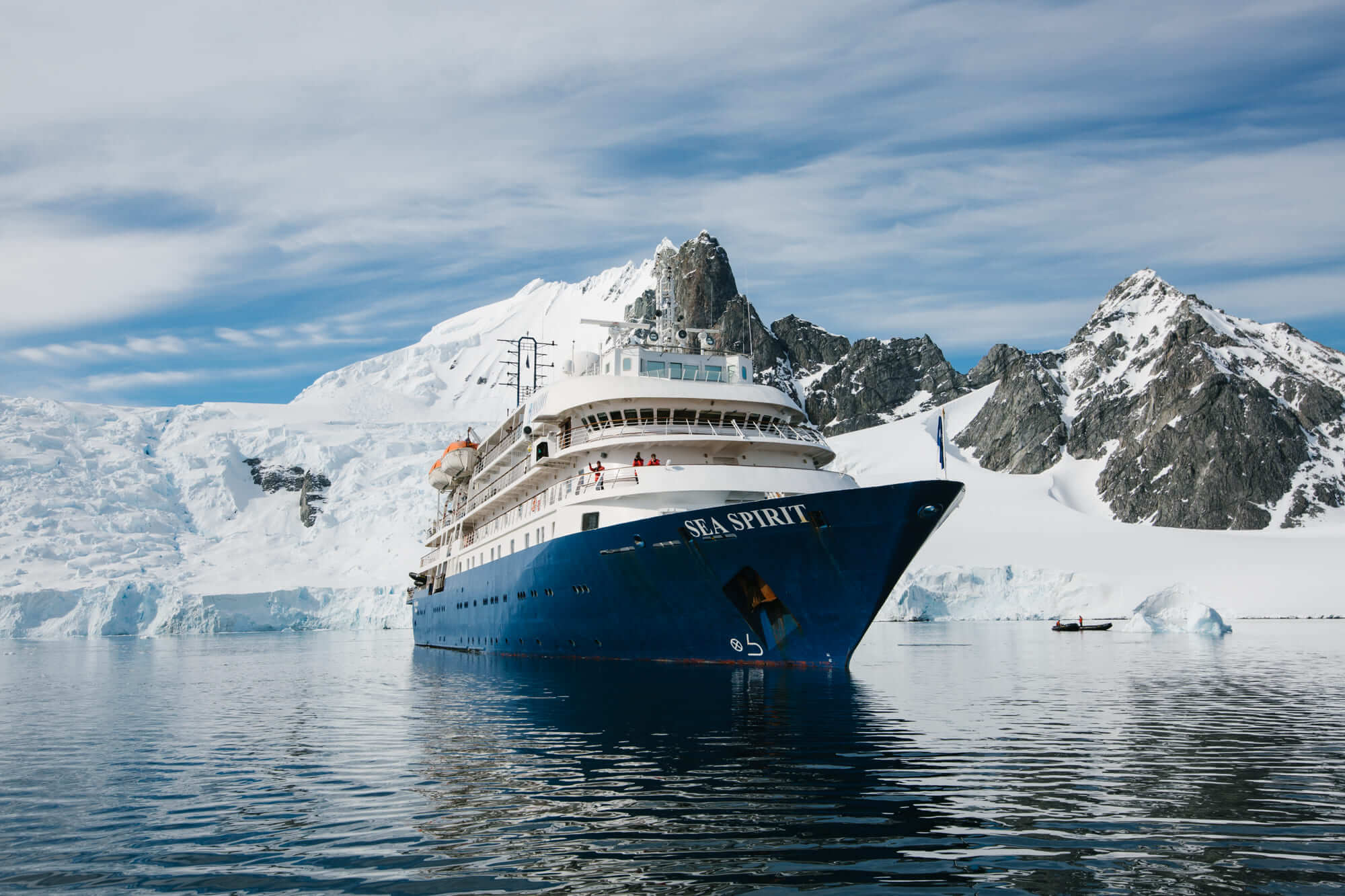 Poseidon Expeditions Announces New 2021 Arctic and 2021-22 Antarctic Cruises With Early Booking Discounts