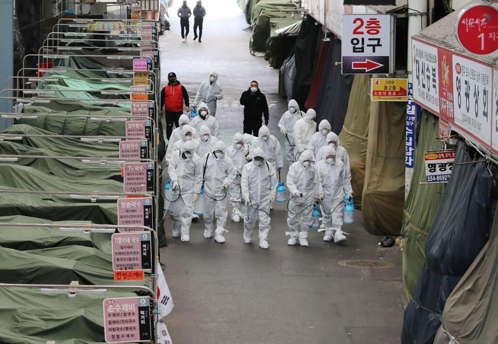 Coronavirus in South Korea: Busan reports 22 cases
