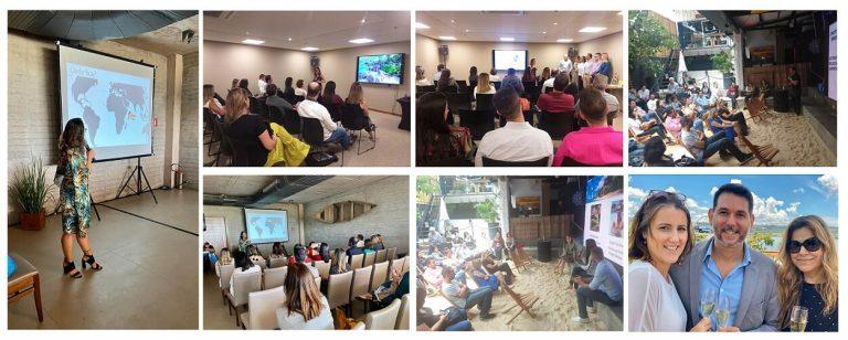 Annual Seychelles Roadshow thrills partners in Brazilian cities
