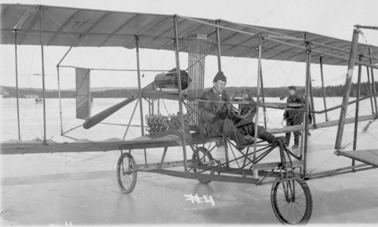 Canada celebrates Aviation Day