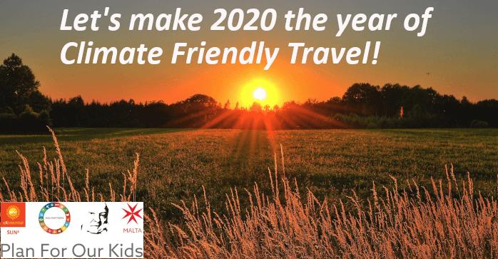 SUNx Malta brings Climate Friendly Travel to ITB Berlin