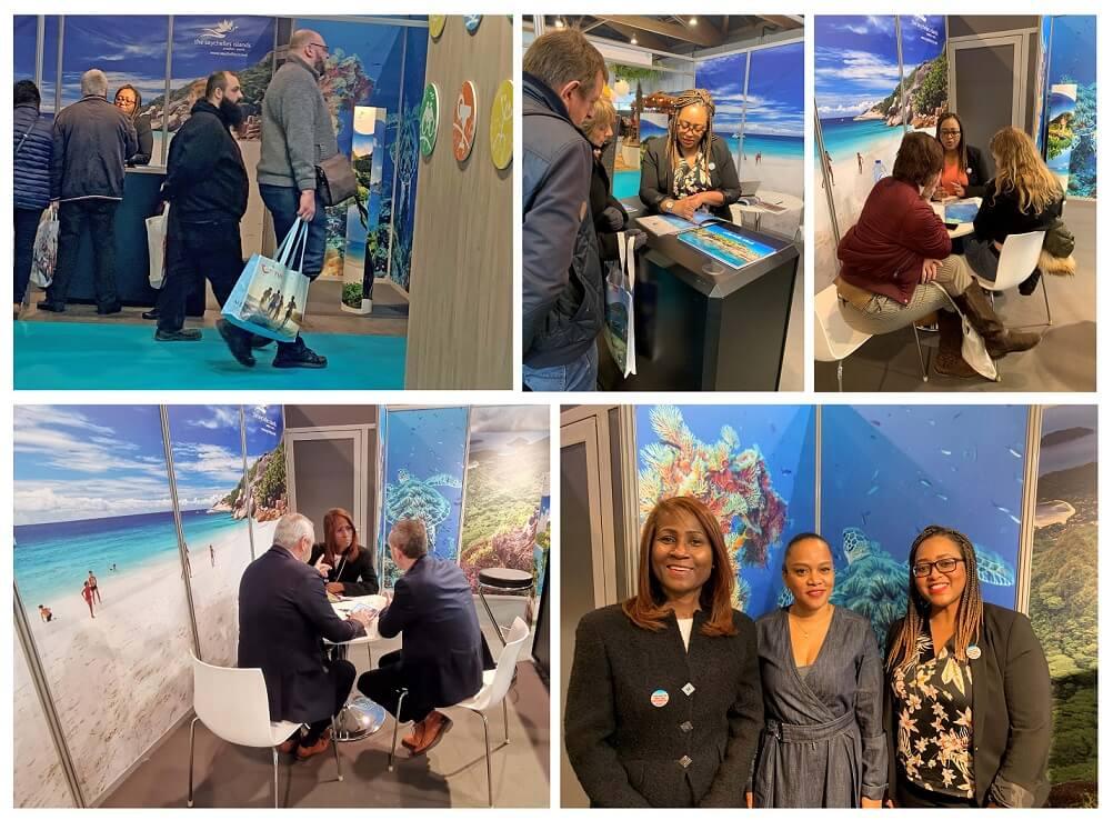 "The Seychelles brings ""Sun and Sea"" to Belgium Trade Fair"