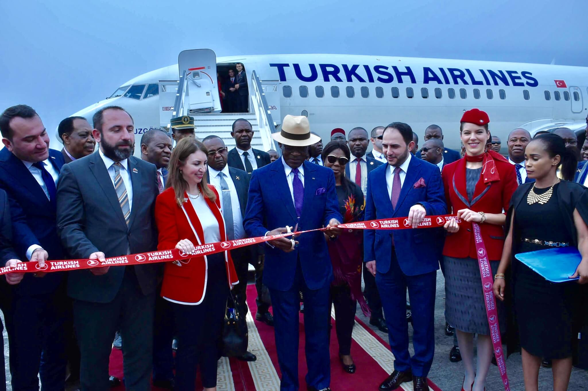 Istanbul to Malabo now on Turkish Airlines