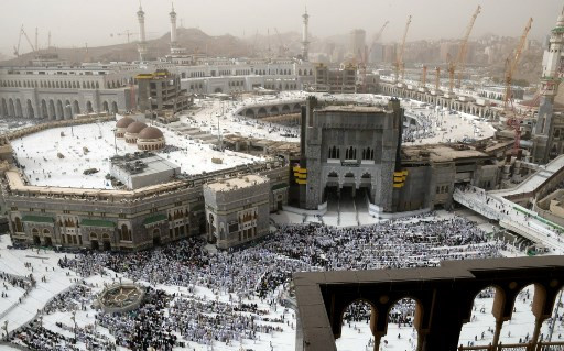 Saudi Arabia stops Umrah tourism for COVID-19 from some countries