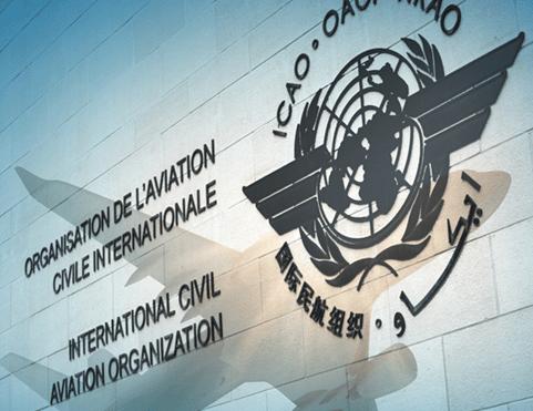 International Civil Aviation Organization continues its efforts through COVID-19 crisis