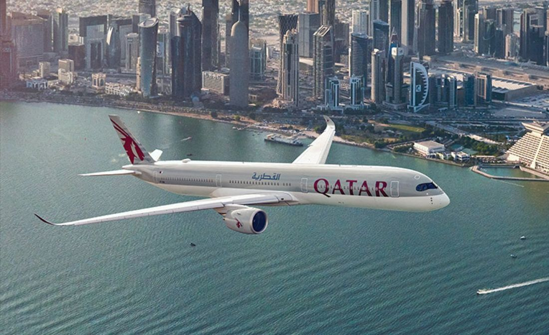 Qatar Airways: Keeping the skies open and getting people home