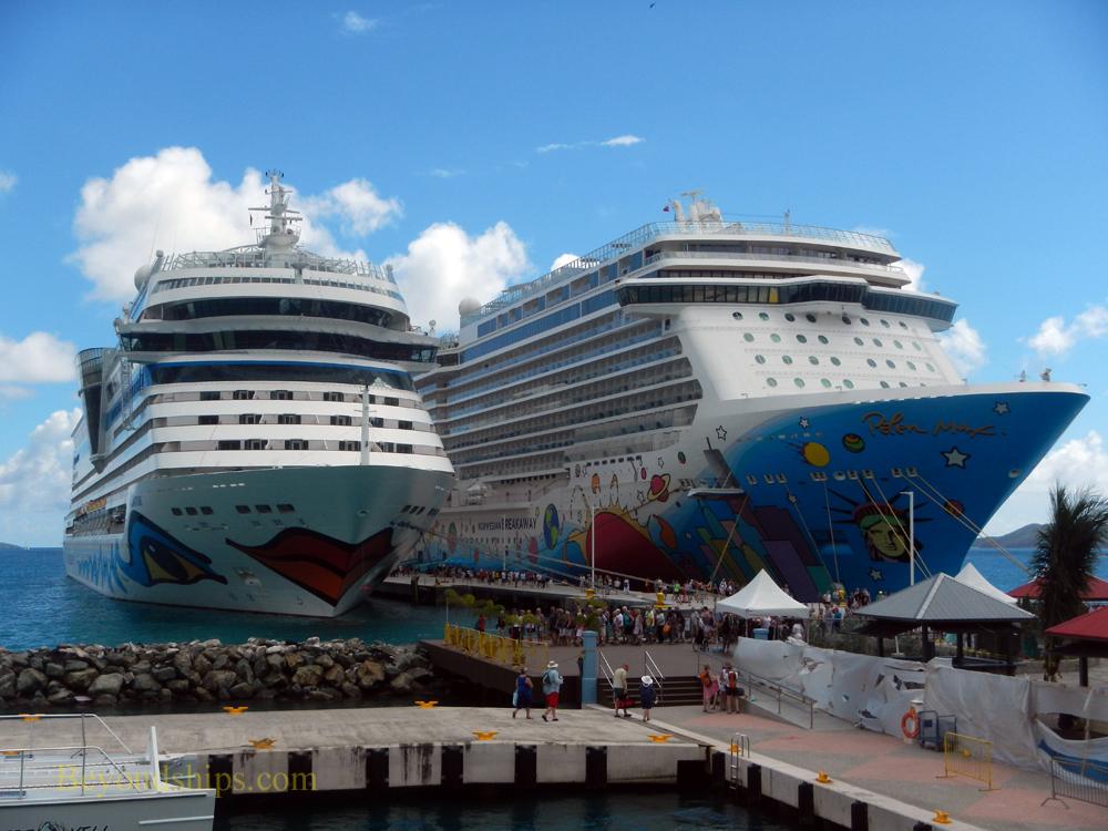British Virgin Islands bans cruise ships, closes Tortola cruise port