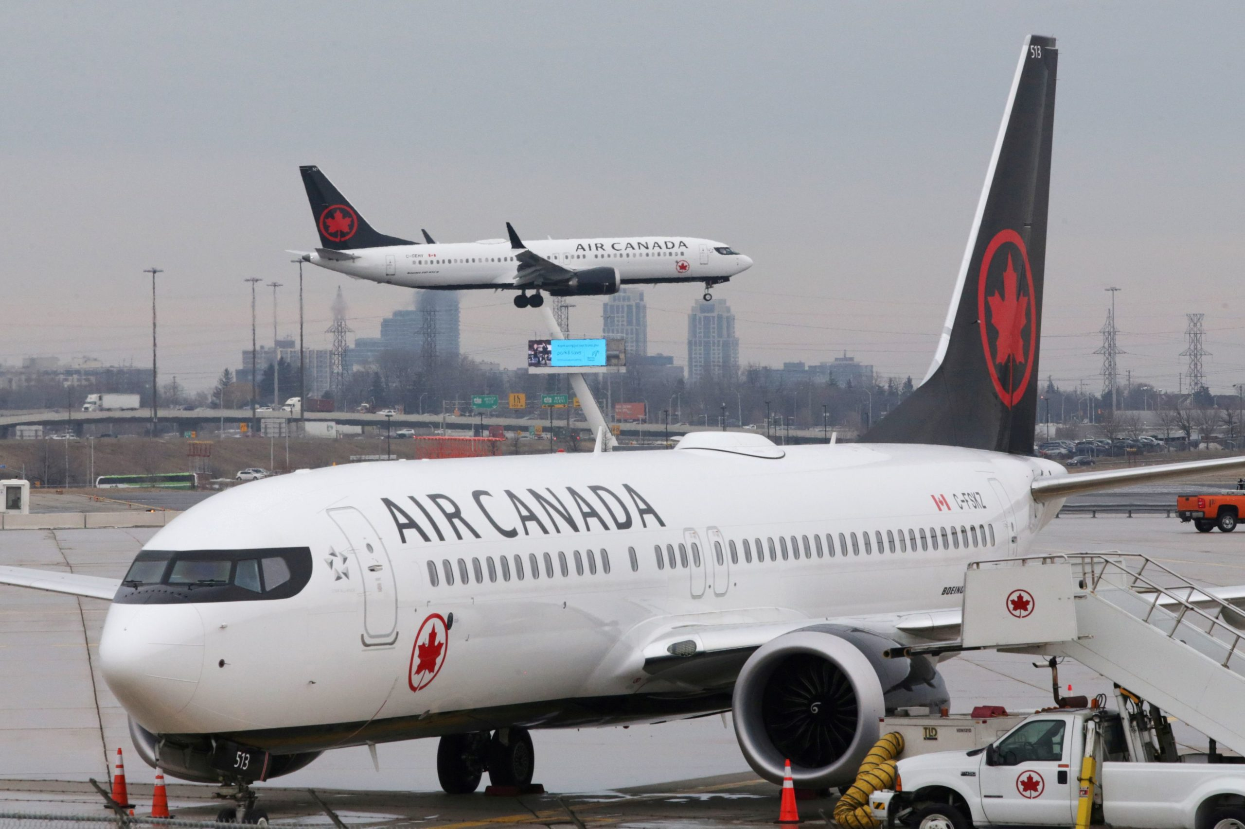 Air Canada to reduce capacity by 90% due to Covid-19 impact
