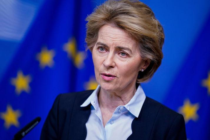 EU-wide 'non-essential travel' ban proposed