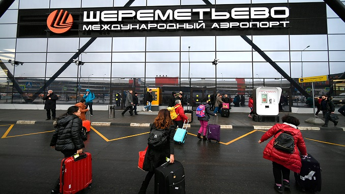 Moscow Sheremetyevo Airport closes two terminals due to COVID-19 crisis