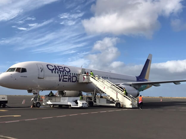 Cabo Verde Airlines halts all operations