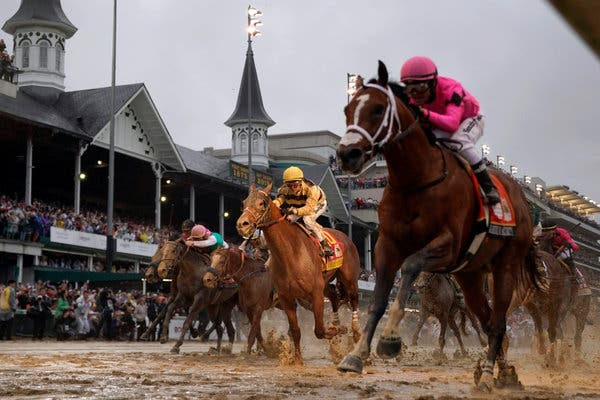 Kentucky Derby cancelled, rescheduled over COVID-19 crisis