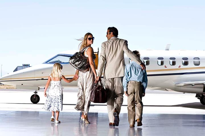 Private jet travelers show optimism about short- and long-term travel
