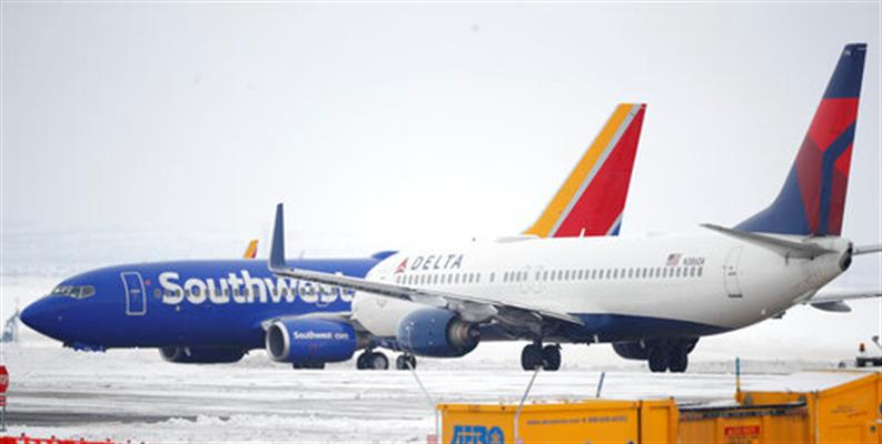 US airline CEOs urging swift Congress action on bipartisan aid package