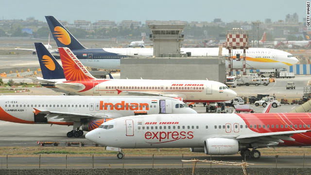 India becomes 'no-fly zone' after grounding all domestic flights
