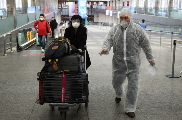 Beijing: All foreign arrivals to be tested for COVID-19 and quarantined
