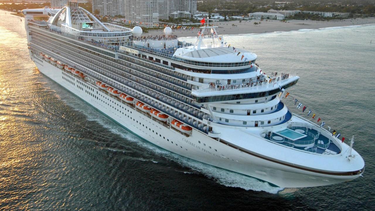 Third Princess Cruise ship quarantined for COVID-19