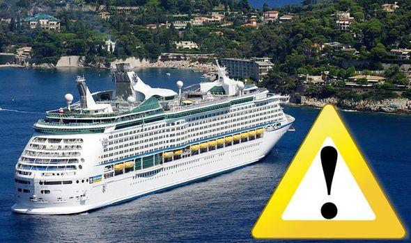 Royal Caribbean Cruise shut down for 30 days