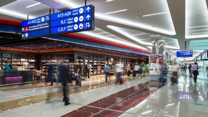 Emirates, Etihad, Air Arabia, Fly Dubai and UAE Airports stop flights and transit